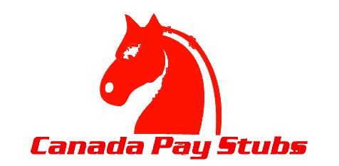 Canada Online Pay Stub Generator